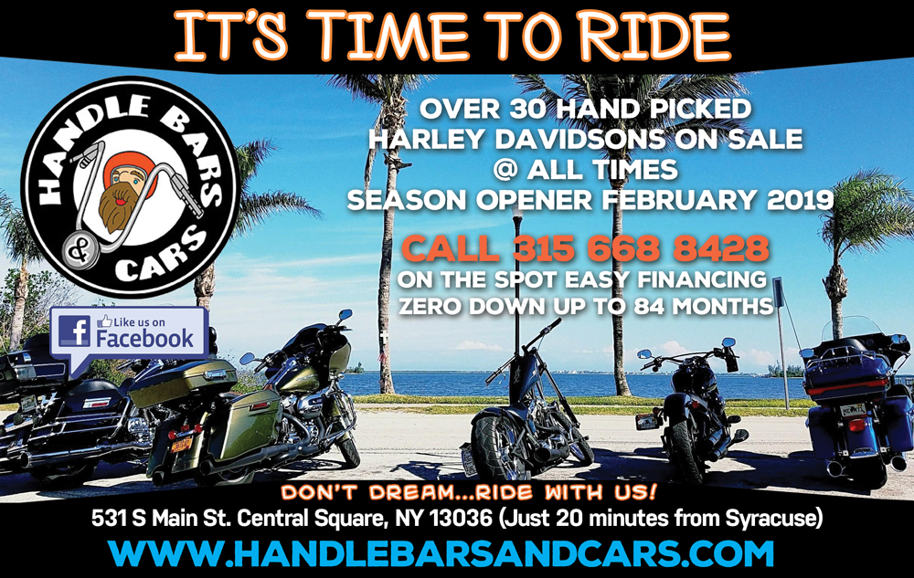 Handle Bars And Cars 531 Route 11 Central Square Ny 13036 Used